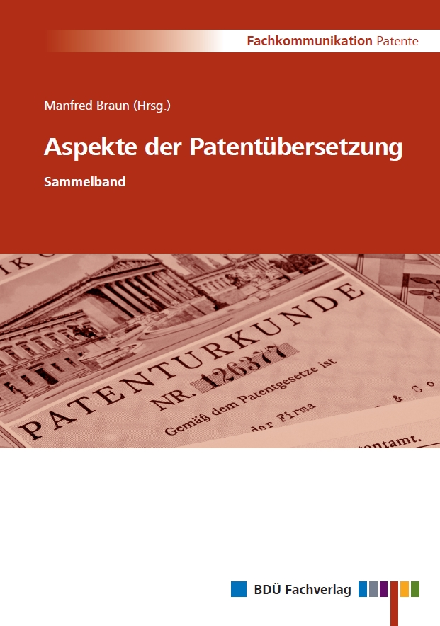 Aspekte der Patentübersetzung