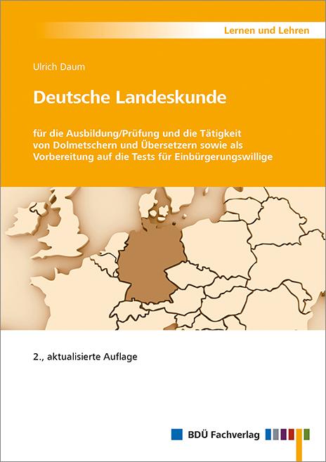 Deutsche Landeskunde, 2. Auflage
