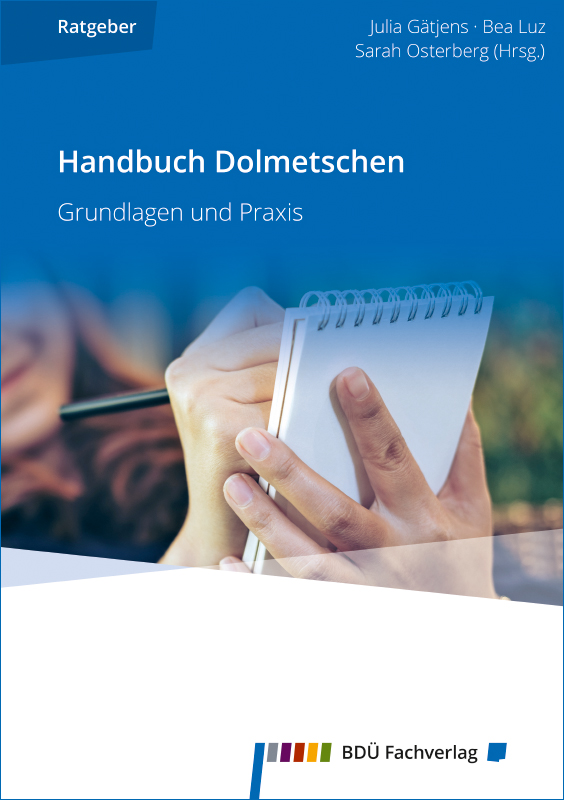 Handbuch Dolmetschen  - Subskriptionspreis