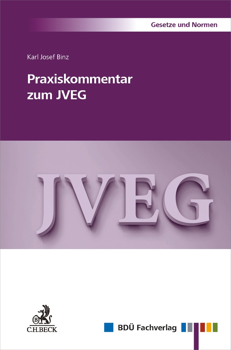 Praxiskommentar zum JVEG