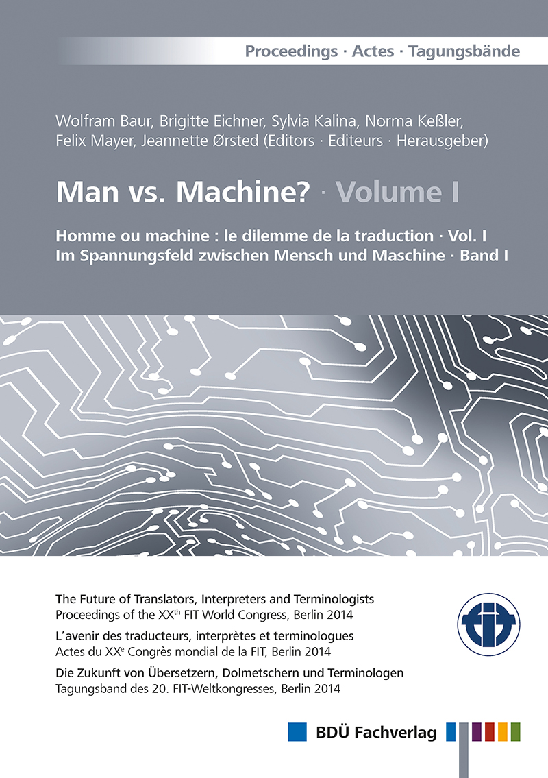 Man vs. Machine? - Volume 1 & Volume 2