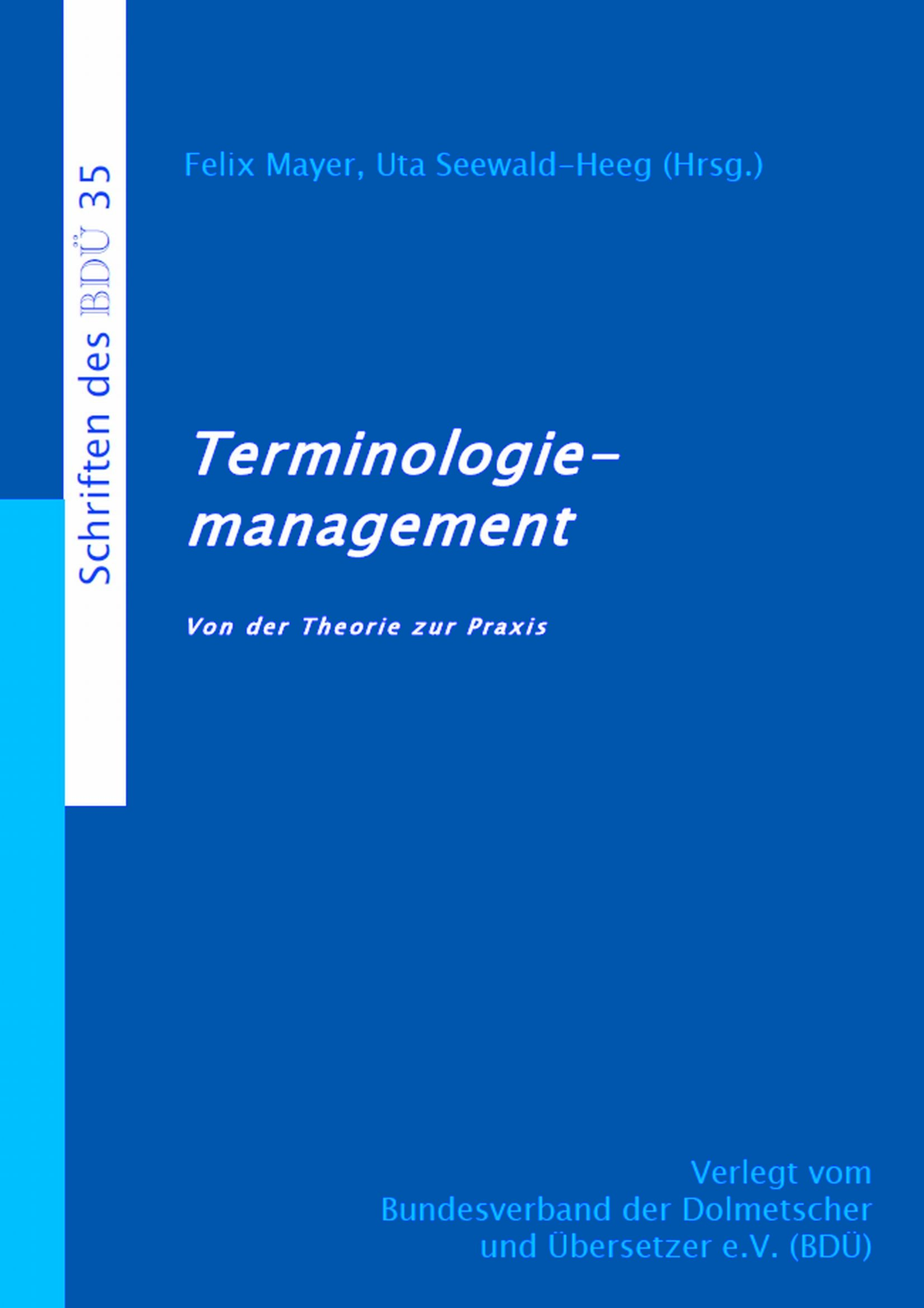 Terminologiemanagement