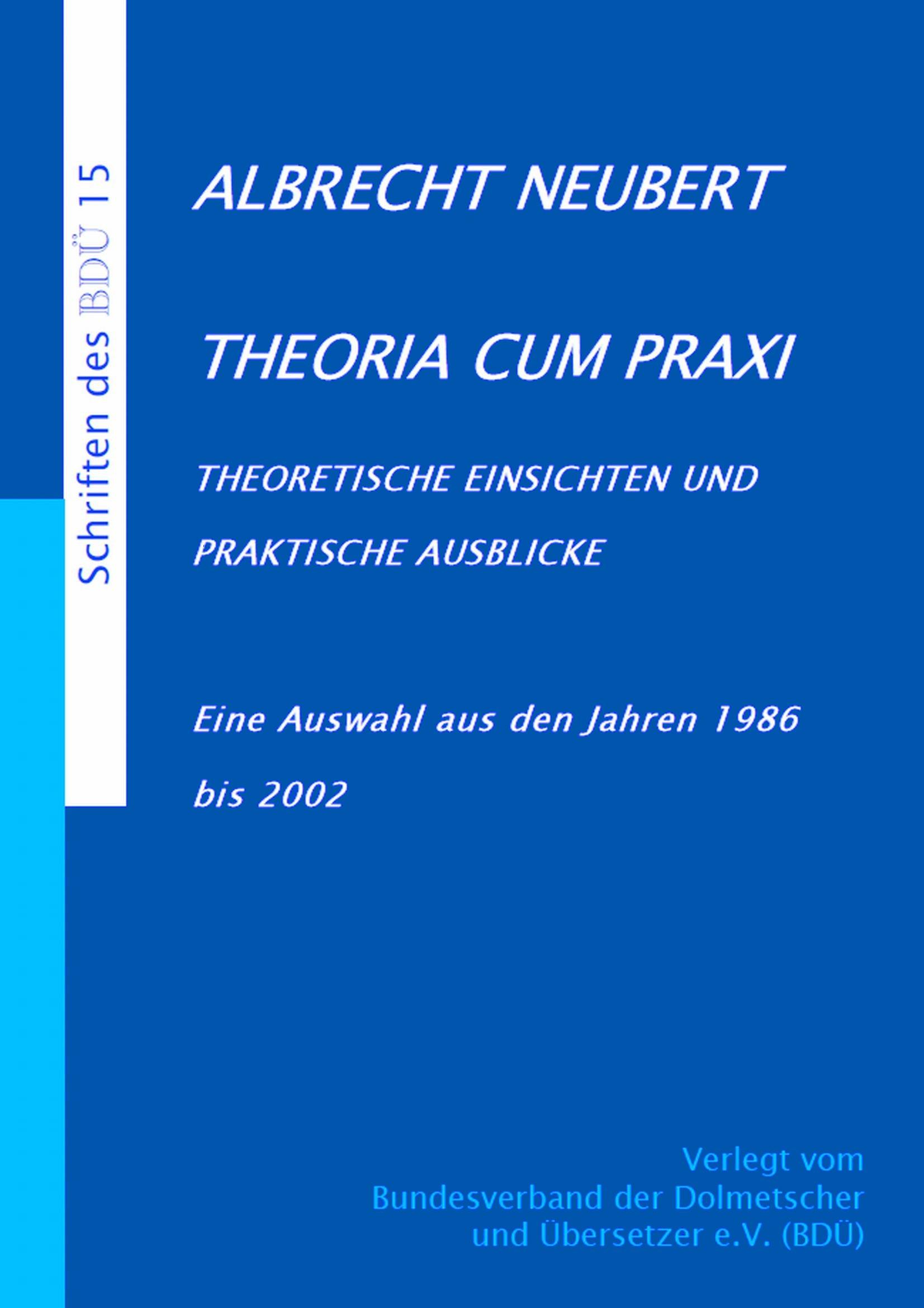 Theoria cum Praxi