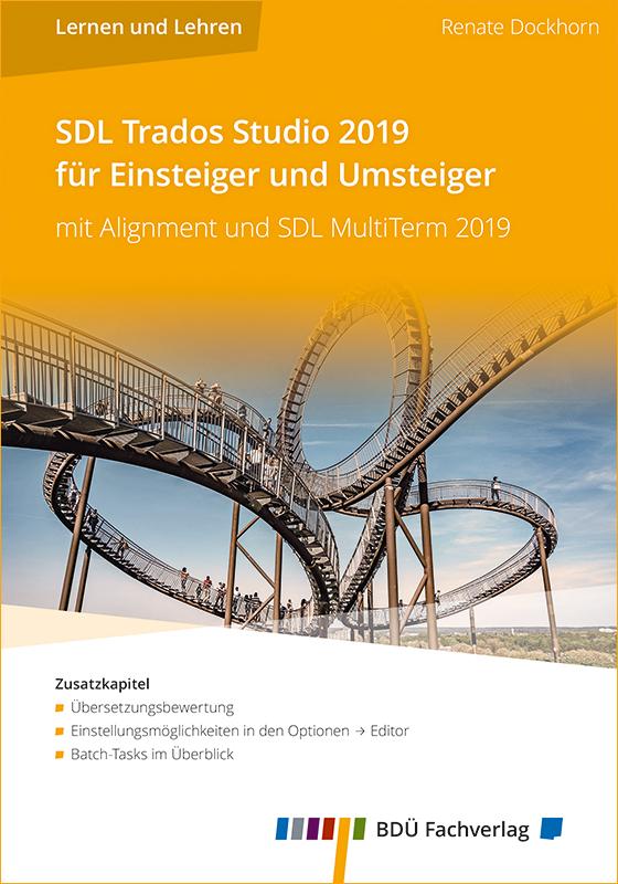 SDL Trados Studio 2019 für Einsteiger und Umsteiger - Subskriptionspreis