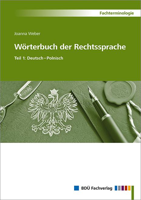 Wörterbuch der Rechtssprache