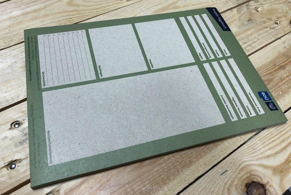 Projekt-Tagebuch