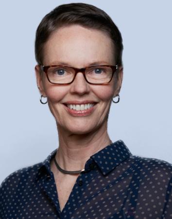 Passbild Frau Cécile Speelman