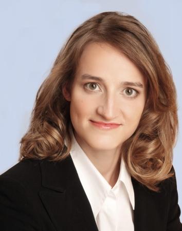 Passbild Frau Nadine Zacek