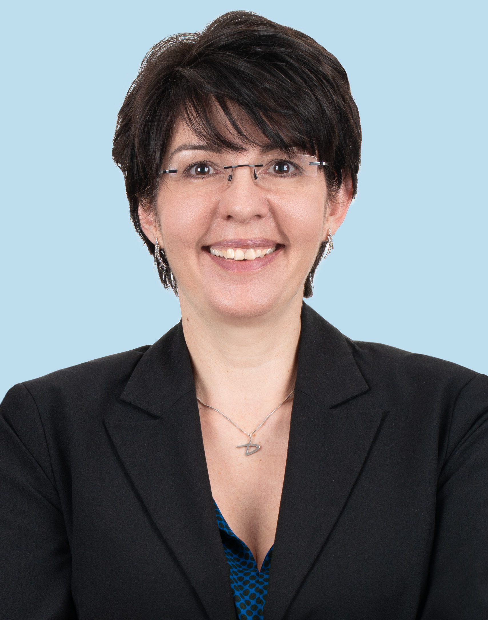 Passbild Frau Tatjana Dujmic