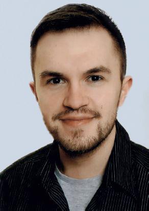 Passbild Herr Witold Wyrostek